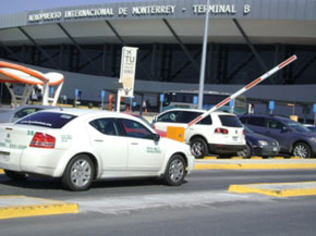 Monterrey Airport Taxis