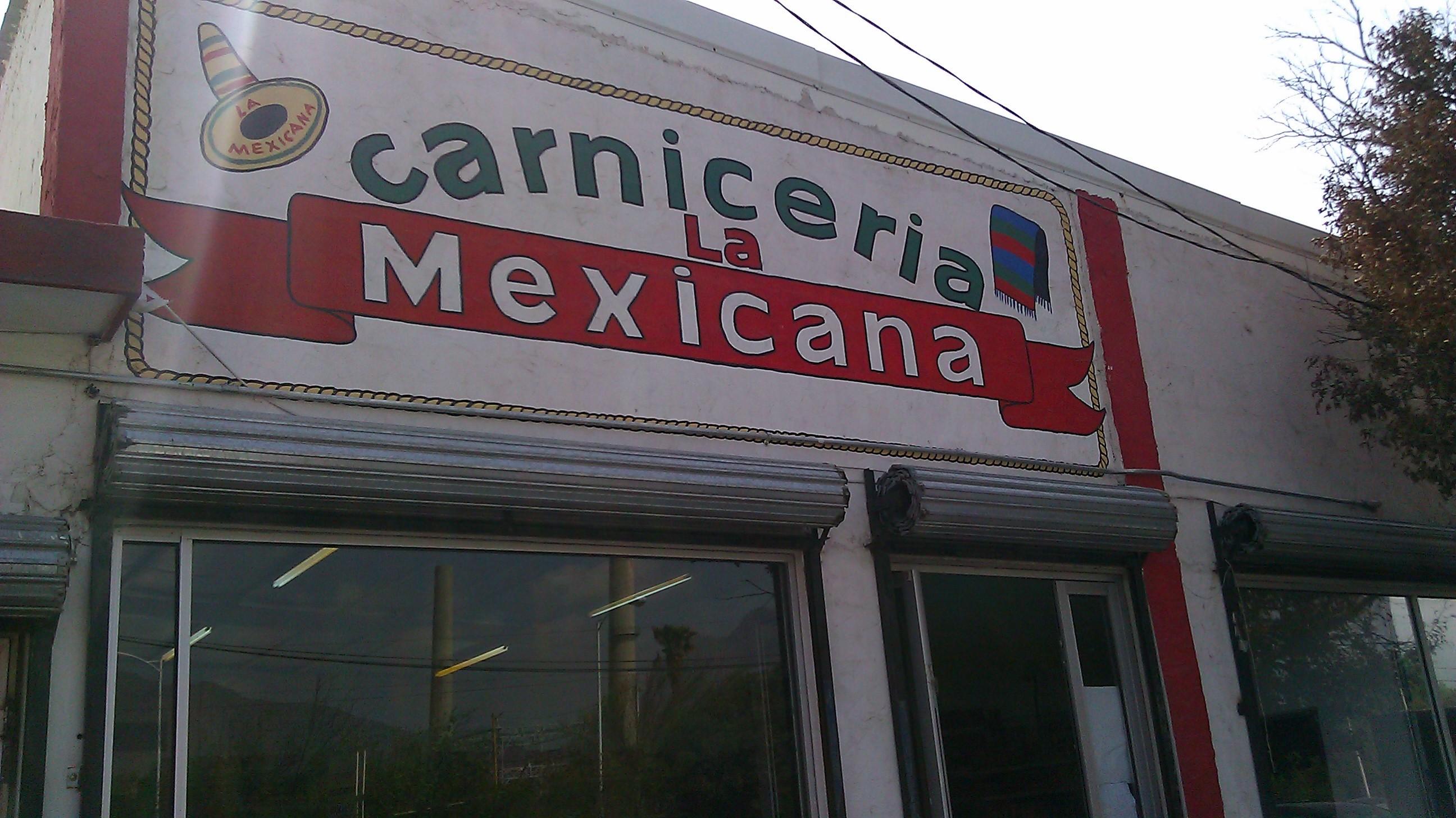 El Potrero Chico Carniceria La Mexicana